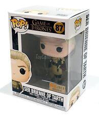 INSTOCK Funko Ser Brienne Tarth 87 boxlunch Exclusive Game of Thrones Figure