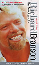 Losing My Virginity: The Autobiography, Sir Richard Branson | Hardcover Book | G