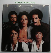 FOXY - Hot Numbers - Excellent Condition LP Record Dash D 30010