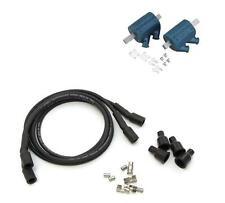 Dyna Ignition Coils 2.2 ohm Dual Output DC4-1 Wires DW-200 Kawasaki GPZ550 550