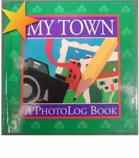 My Town a Photo Log Book for Kids Community Connection and Learning WZ16599