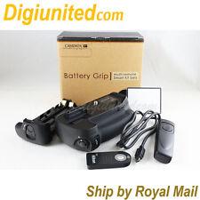 Camdiox Vertical Battery Grip Smart Kit Set for Nikon MB-D15 D7100 D7200 remote