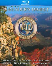 READER'S DIGEST SCENIC WALKS AROUND THE WORLD (Blu-ray) Brand New Sealed