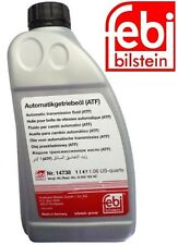 AUTOMATIC GEARBOX TRANSMISSION OIL 1L FEBI AUDI SKODA SEAT VW ATF YELLOW