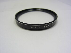 promaster PRO 55mm NO.1 close-up macro Lens Filter Made in JAPAN 6405015
