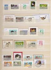 FRANCE : années 2011 à 2014 : 25 timbres oblitérés