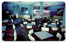 1950s/60s Rossonian Lounge Interior, Denver, CO Postcard *6L14