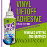 Vinyl Liftoff 6 fl oz (177 ml) - Removes Vinyl Letters and Graphics from Fabrics