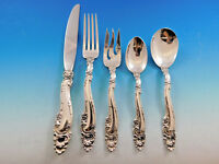 Decor by Gorham Sterling Silver Flatware Set for 8 Service 40 pieces