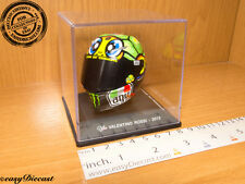 VALENTINO ROSSI AGV HELMET MUGELLO 1/5 2013 MOTO-GP#46 MONSTER CASQUE CASCO