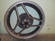 suzuki  gsx 750  es  rear wheel
