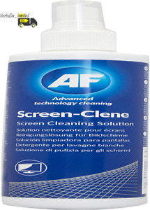 AF Screen Cleaning Spray 250Ml for Mobile Phones Tv'S Laptop Monitors LED, LCD