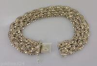 Vintage Damen Armkette / 835er Silber
