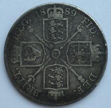 1889 REGINA VITTORIA DOPPIO FIORINO Coin