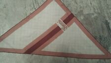 Gucci scarf logo in great condition