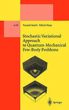 Stochastic Variational Approach to Quantum-Mechanical Few-Body-ExLibrary