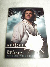 Heroes Costume Relic Card Isaac Mendez's Painting Shirt