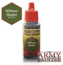The Army Painter BNIB Warpaint - Military Shader APWP1471