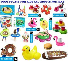 POOL FLOATS FOR KIDS AND ADULTS FUN PERFECT FOR PLAY