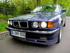 BMW  7 E32 B12 ALPINA RAJOUT DE PARE CHOC AVANT / JUPE AVANT