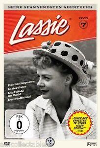 DVD - Lassie 7 - Seine Spannendsten Abenteuer - 4 Capítulos - Nuevo/Emb.orig