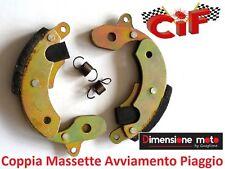 """5573 -Coppia Massette Avviamento Monomarcia """"CiF"""" per PIAGGIO SI Mix 50 dal 1996"""