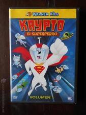 DVD KRYPTO EL SUPERPERRO VOLUMEN 1 - WARNER KIDS (4J)