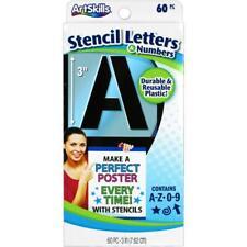 """ArtSkills Reusable Stencils 3"""" - 152675"""