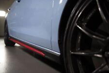 Genuine Hyundai i30N Red Side Skirt Inlay Styling Kit