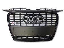 Audi s3 8p CALANDRE FRONT GRILL Noir Brillant Barbecue 8p0853651a 3fz