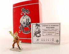 Pixi n° 2101 TINTIN imperméable Milou  boite Poliakoff Mini-Pixi neuf en boite
