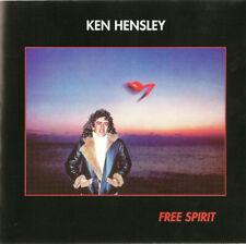Ken Hensley - Free Spirit ( AUDIO CD in JEWEL CASE )