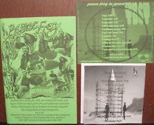 PEACE FROG #3 MUSIC ZINE -GREECE 2011 REVIEWS/INTERVIEWS-60 PAGES BONUS CD L@@K