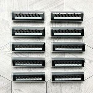 Eco Replacement Blades Bamboo Shaver Handle Razor Heads Cartridges