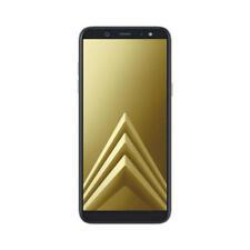Telefono movil libre Samsung A6 Gold Sma600fzdnphe