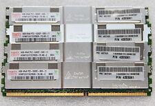 Vollständig gepufferte Server-Speicher (RAM) mit Firmennetzwerke IBM