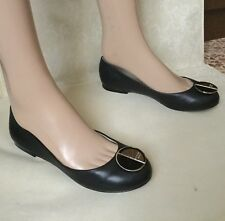 4eb610dd8b WEEKEND Max Mara Women's Fantastic shoes, black color, size 36, leather  Scarpe