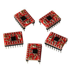 Geeetech 5x A4988 RAMPS Pololu StepStick stepper motor driver and heatsink
