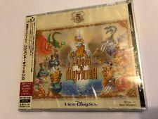 THE LEGEND OF MYTHICA (Silvestri) OOP Disneyland Soundtrack Score OST CD SEALED