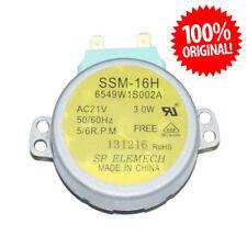 6549W1S011D / SSM-16HR Motor LG Microondas Microwave 21V 180mA 3W 50/60HZ