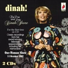 Dinah - Dinah Shore (2008, CD NEUF)