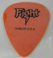 Vintage FIGHT Rob Halford Side Project Guitar Pick 1990's Judas Priest