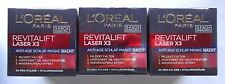 Loreall Paris Revitalift Laser X3 Anti-Age Schlafmaske NACHT • 3x 50ml
