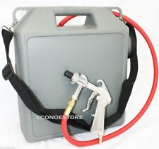 PORTABLE AIR SAND BLASTER AIR CLEANER CLEANING TOOL WITH HOSE AND GUN NEW