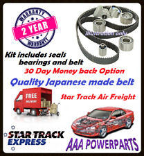 TIMING BELT KIT FOR HOLDEN FRONTERA JACKAROO RODEO 3.2L 3.5L DOHC 6VD1 6VE1