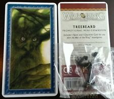 War of the Ring TREEBEARD Mini-Expansion Promo Miniature Figure w/Cards Ares NEW