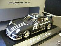 PORSCHE 911 GT3 RS 997 2007 VIP Car #88 P 0001 Carrera Cup Minichamps 1:43