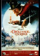 affiche du film DROLE DE NOEL DE SCROOGE (LE) 120x160 cm