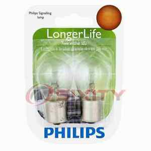 Philips Tail Light Bulb for Land Rover Range Rover 1989-1995 Electrical ru