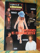 COLLANA DI CINEMA SESSO E CINEMA EROTISMO SORDI MANFREDI GASSMAN TOGNAZZI SEXY